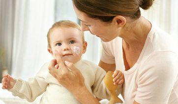 Proteção natural para o bebê