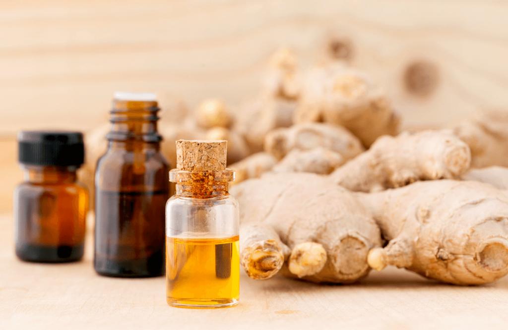 Usos e benefícios do óleo essencial de gengibre – Use Orgânico