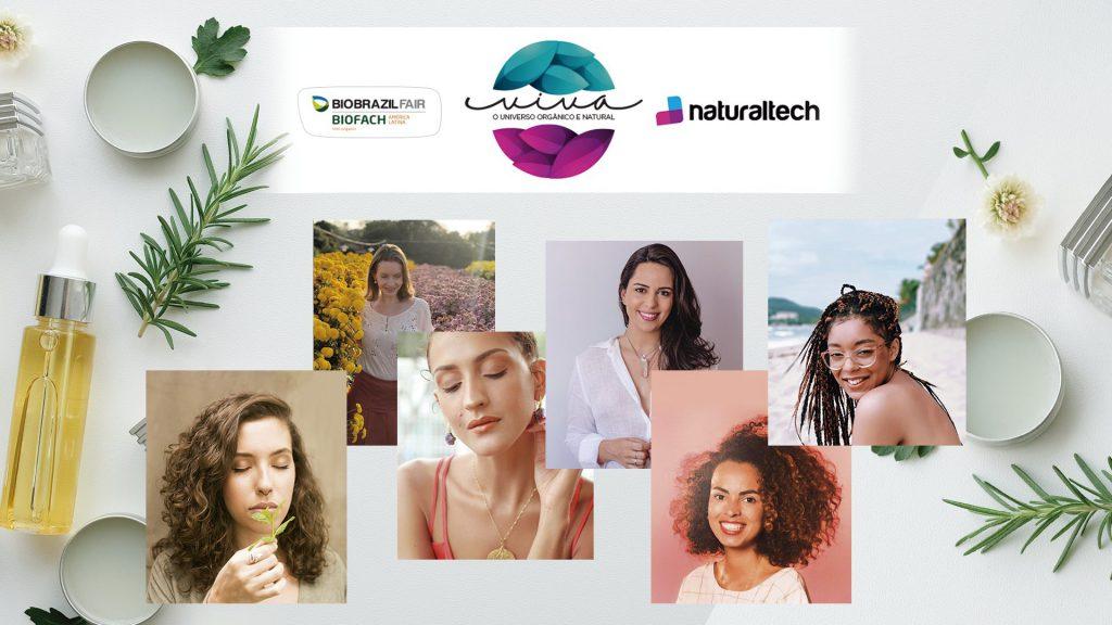 Jornalistas e Criadoras de Conteúdo compõe o time de Embaixadoras Use Orgânico na NaturalTech