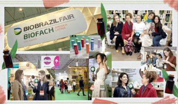 Lançamentos de Produtos Naturais, Orgânicos e Veganos na Feira Bio Brazil Fair