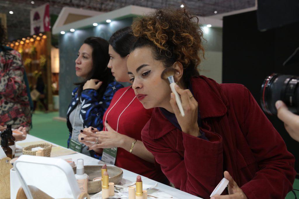 Lançamentos de produtos naturais, orgânicos e veganos na Bio Brazil Fair.