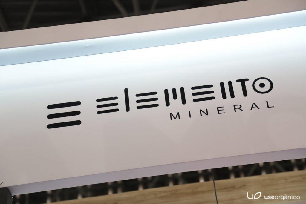 Elemento Mineral Lança Argilas e Produtos para Beleza Natural com efeito Terapêutico.