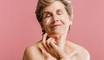 hidratação da pele no Outono